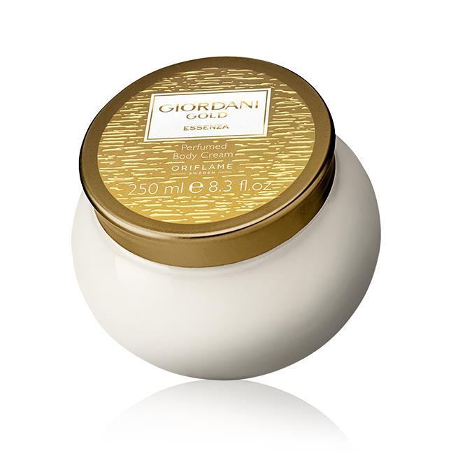Kem dưỡng thể 31781 Giordani Gold Essenza Perfumed Body Cream Oriflame