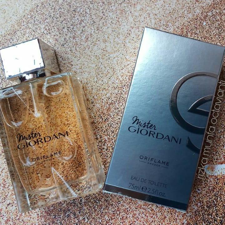 Nước hoa nam Mister Giordani 33654 Orflame trẻ trung, phong thái tự tin và nam tính