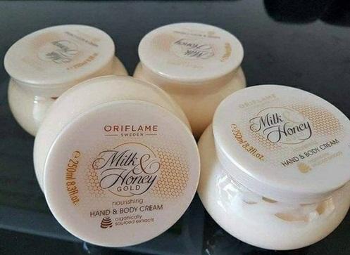Kem dưỡng thể Oriflame 31602 thấm sâu và dưỡng da mềm mịn
