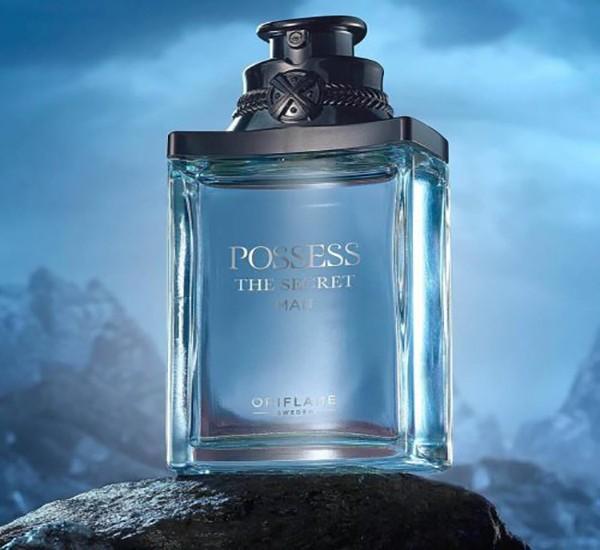 Nước hoa nam Possess 33650 Oriflame là loại nước hoa Eau de Parfumcho nam giới đầu tiên tại Việt Nam