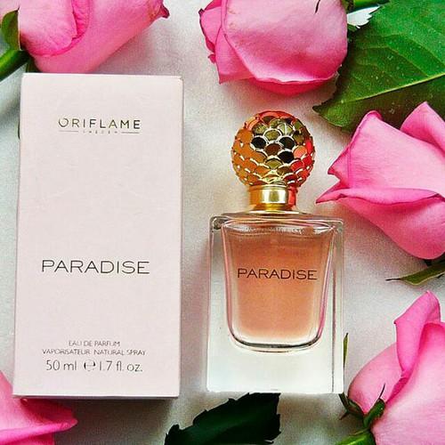 Nước hoa nữ Oriflame 23853 Paradise cuốn hút quyến rũ và nữ tính