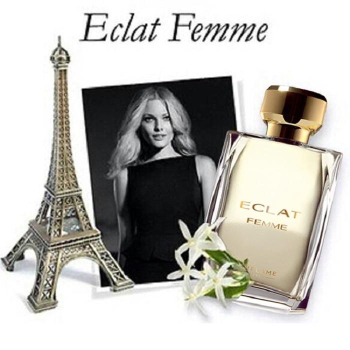 Nước hoa nữ Oriflame 30128 Eclat Femme Eau De Toilette