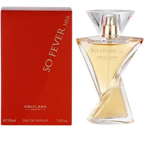 Nước hoa nữ Oriflame 31099 So Fever Her Eau De Parfum