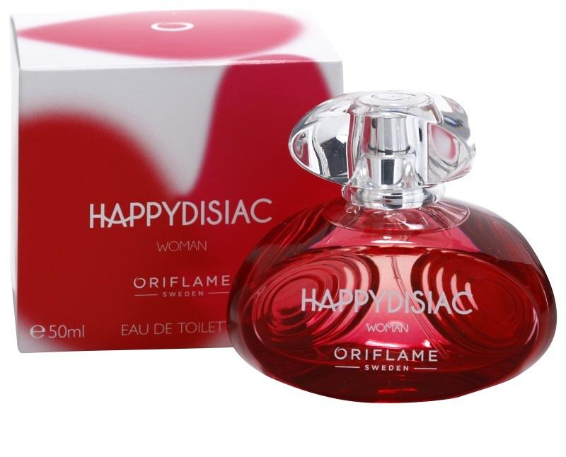 Nước hoa nữ Oriflame Happydisiac Woman Eau De Toilette 31630