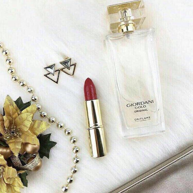 Nước hoa nữ Oriflame 33137 Giordani Gold White Original với hương thơm tinh tế