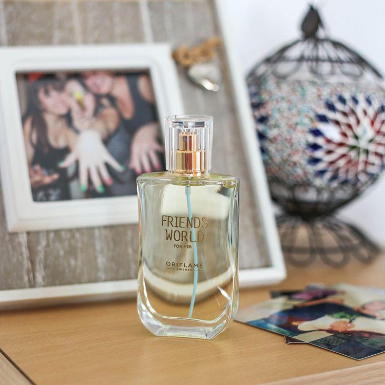Nước hoa nữ Oriflame 33962 hương hoa trái và gỗ nữ tính