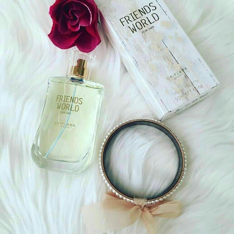 Nước hoa nữ Oriflame 33962 hương thanh khiết gói trọn tình bạn