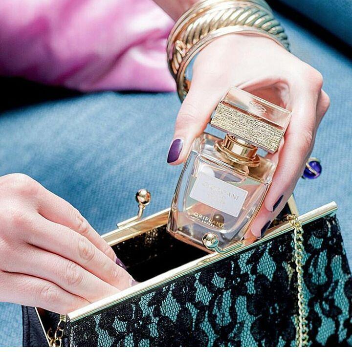 Nước hoa nữ Oriflame Giordani mùi hương sang trọng cho bạn nữ ngày mới tràn đầy năng lượng
