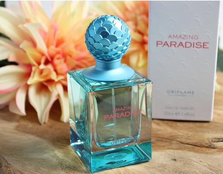 Nước hoa nữ dành cho cô nàng cá tính với mùi hương Thiên Điểu, hương cam chanh và gỗ