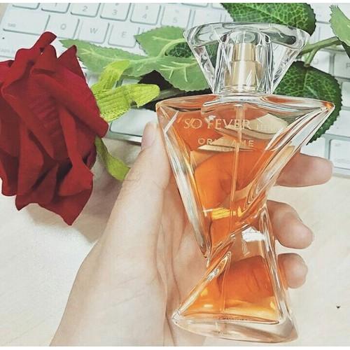 Nước hoa nữ nồng nàn, quyến rũ từ Oriflame - Thụy Điển