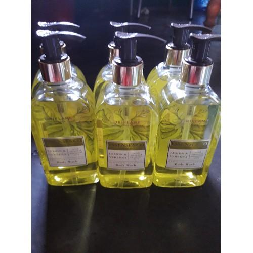 Sữa tắm Oriflame 31852 Essense&Co. Lemon & Verbena Body Wash