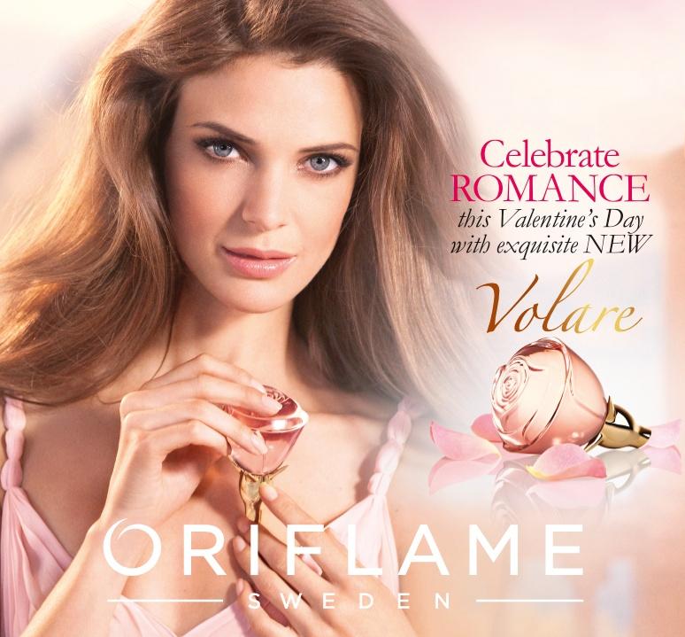 Volare 30025 cho bạn gái dịu dàng, nữ tính và quyến rũ