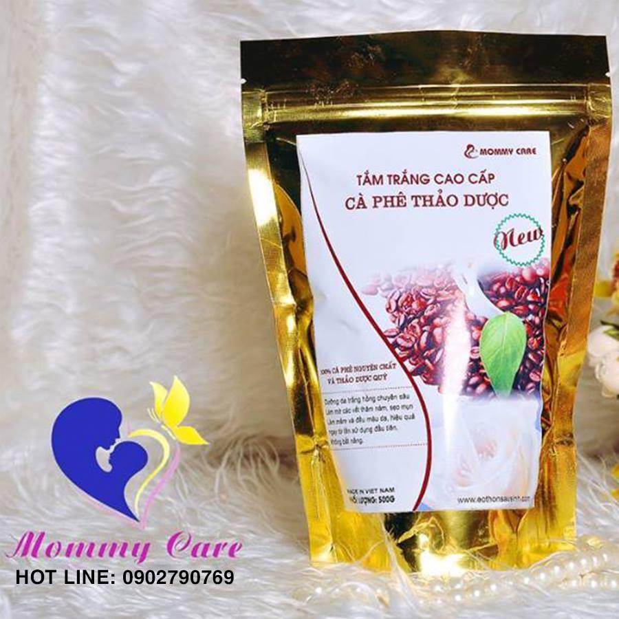 Tắm trắng cao cấp cà phê thảo dược giúp phụ nữ có làn da khỏe mạnh, trắng hồng mịn màng