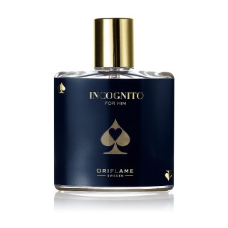 Nước hoa nam Oriflame 32540 Incognito for Him Eau De Toilette