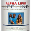 Sữa non Alpha Lipid Lifeline 450g – New Zealand